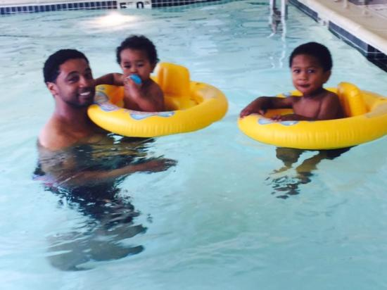 Fairfield Inn & Suites Millville Vineland : our family enjoyed the pool!