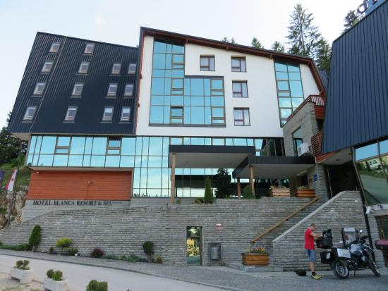 Hotel Blanca Resort & Spa: View from the outside