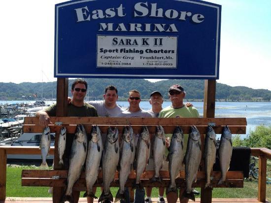 Sara K Sport Fishing Charters