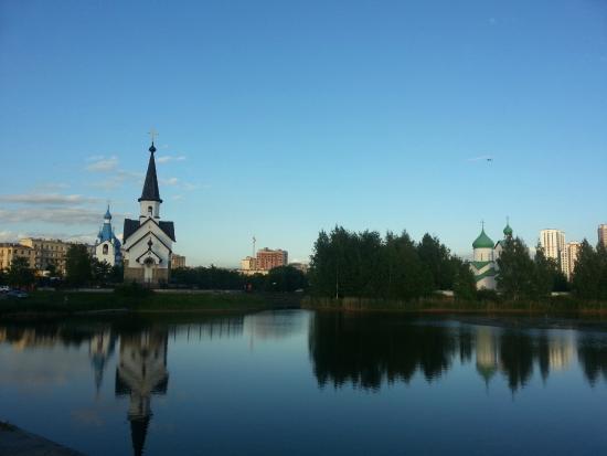 The Church of St. Sergius of Radonezh