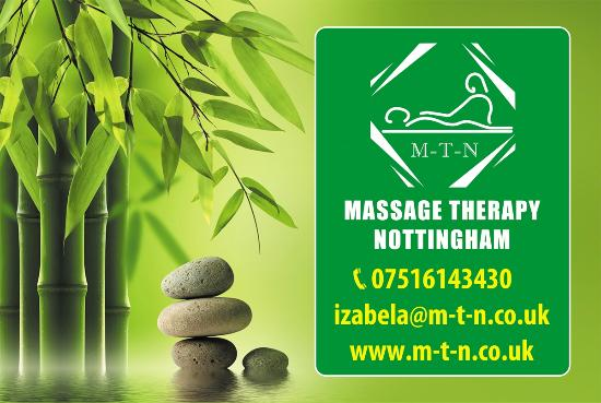 Massage Therapy Nottingham