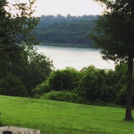 Gamaliel, AR : view from cabin 1