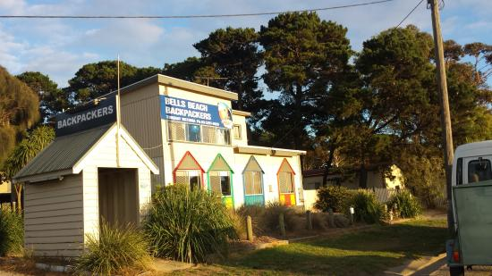 Bells Beach Backpackers: Friendly and clean