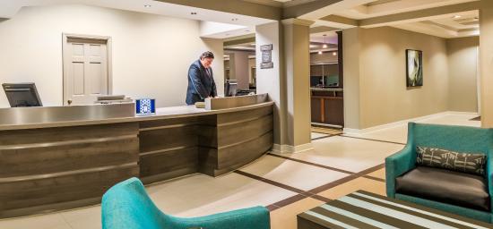 Residence Inn Charlotte SouthPark: Lobby