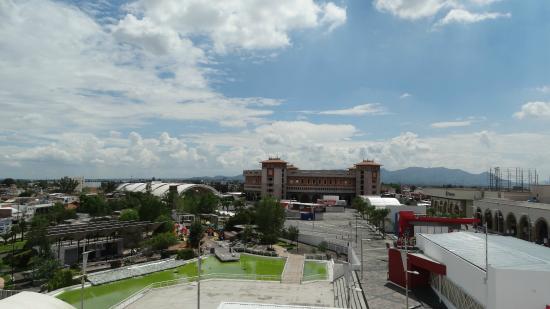 Fiesta Americana Aguascalientes: Area de la Feria