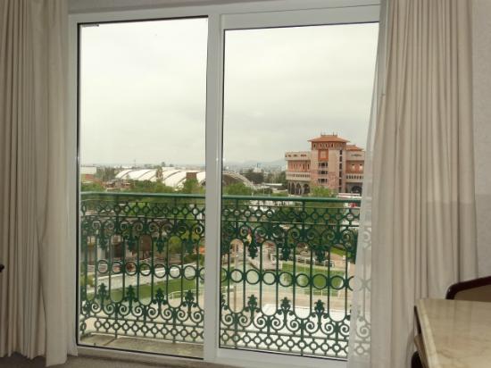 Fiesta Americana Aguascalientes: Desde mi ventana