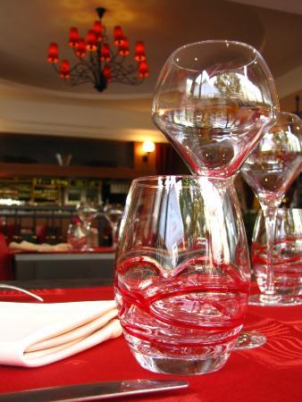 Le Muratore : verre