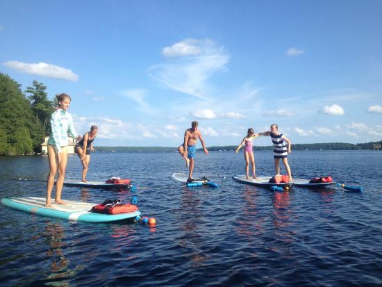 Muskoka Lakes, Canadá: Cottage Family Fun