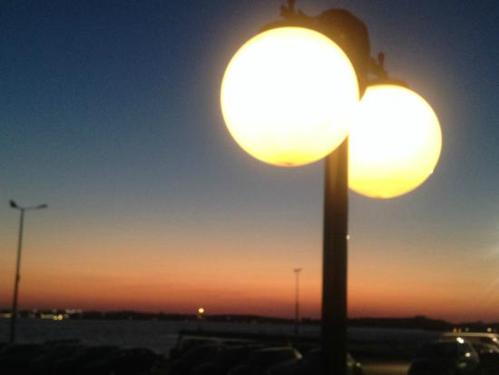 Thea ex Anatolon: After sunset