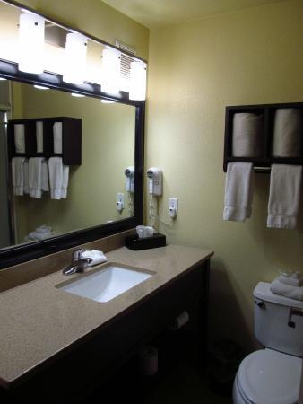 La Quinta Inn & Suites Boise Airport: Bathroom