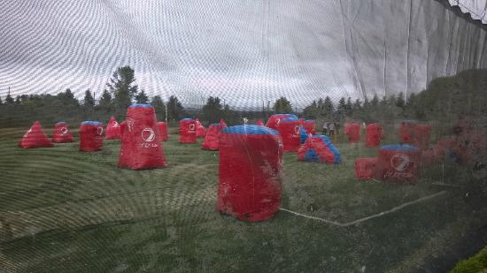 DBS Outdoor Paintball Park