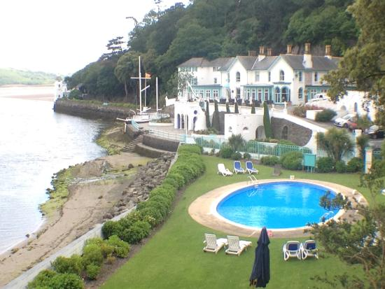 Room with a view picture of hotel portmeirion portmeirion tripadvisor for North wales hotels with swimming pools
