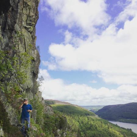Terry James Walker Rock Climbing: Climbing Courses Snowdonia
