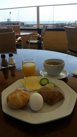 Hotel Siemsens Gaard: Breakfast at Hotel Simsens Gaard