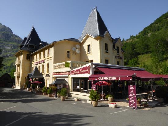Hotel Le Marbore : Vista del hotel