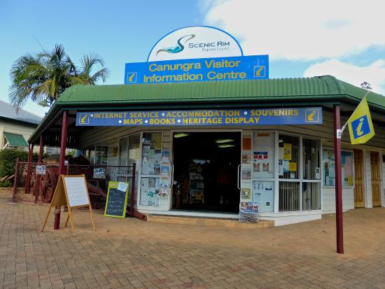 ‪Canungra Visitor Information Centre‬