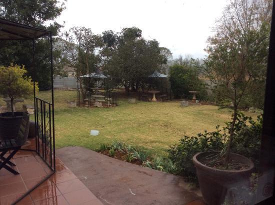 Paulpietersburg, Republika Południowej Afryki: The view from inside.