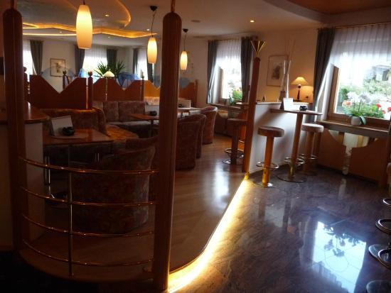 Glanzhof Wellnesshotel & Residence: Frühstücksraum Hotel
