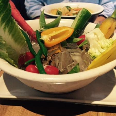 True Food Kitchen Crudite vegetable cruditÉs - picture of true food kitchen, houston