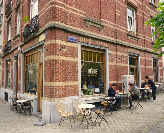 Photo of Restaurant Prelude at Rue Antoine Breart 82, Brussels 1060, Belgium