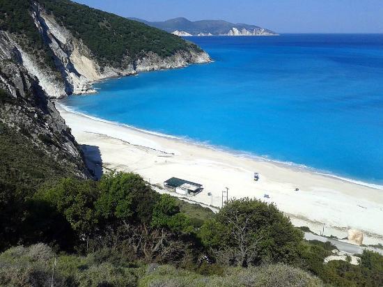 Athina Hotel Myrtos Beach
