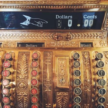 Aurora, OR : Cash Register