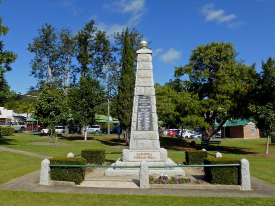 Canungra War Memorial
