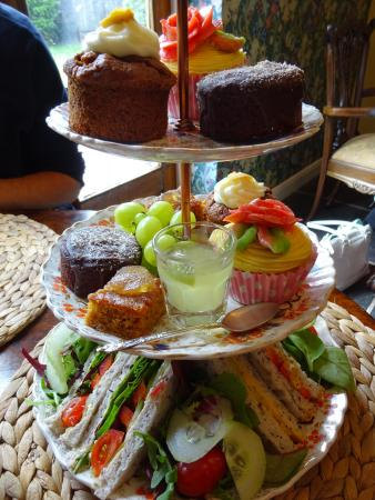 Vegan Classic Afternoon Tea For 2 Picture Of Davenports
