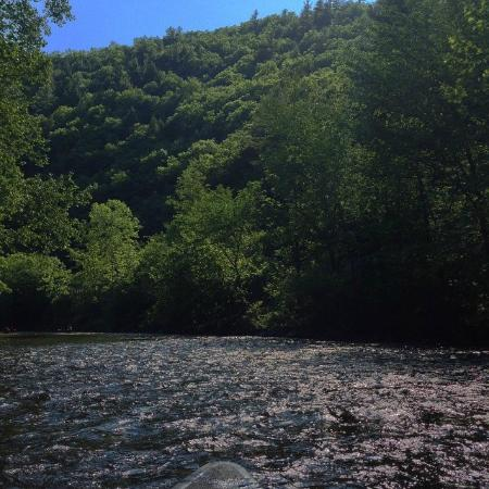 Arlington, VT: canoeing the battenkill river