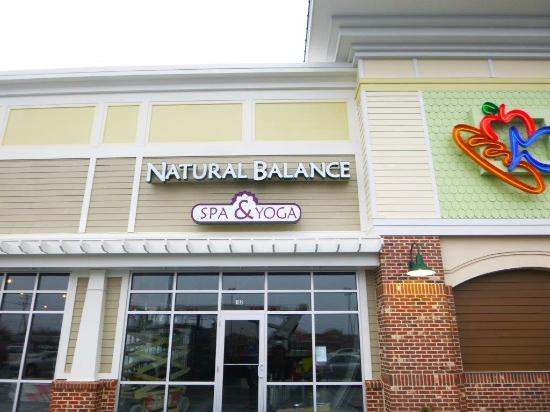 ‪Natural Balance Day Spa‬