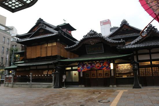 Dogo Onsen Honkan: 道後温泉本館_05_44_am
