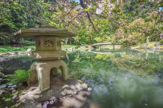 Nitobe Memorial Garden: Nitobe Garden