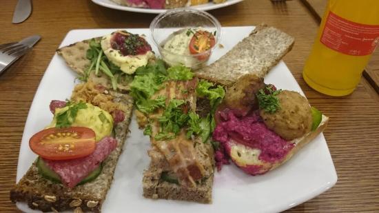 Scandinavian Kitchen: My smorgasbord selection
