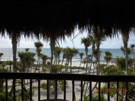 Playa del Secreto, Mexico: Balcony