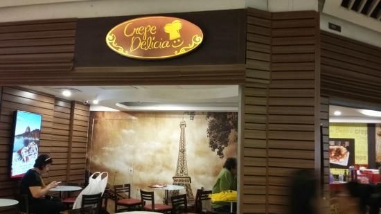 Crepe Delicia - Plaza Shopping