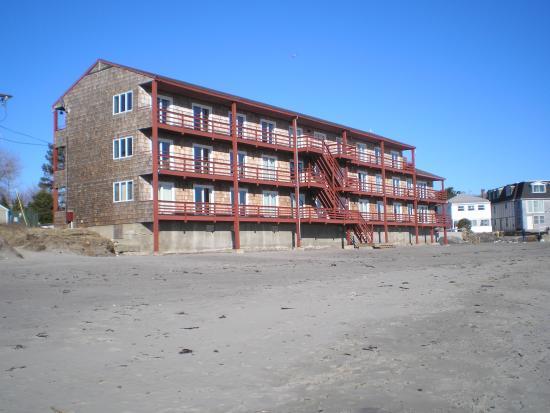 Outside Of Buidling Picture Of Cape Ann Motor Inn