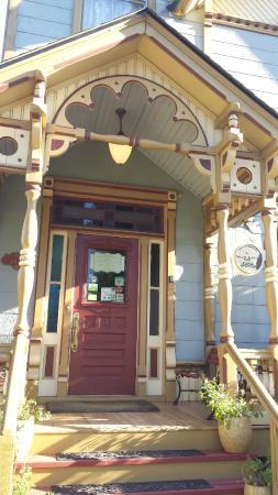 Swantown Inn & Spa: Entryway