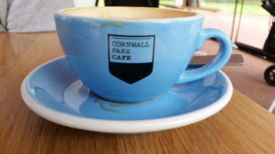 Cornwall Park Cafe