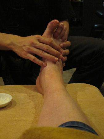 Bath Culture Foot Therapy: Soin