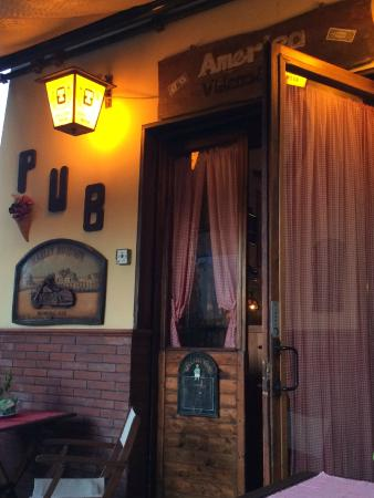 Pennette Broccoli Scamorza E Salsicce Picture Of Pub