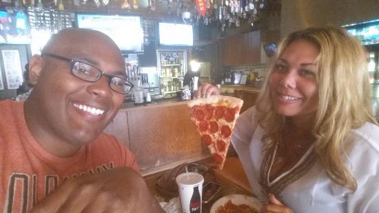 Newport Pizza & Ale House: Great Pizza pie!!!!