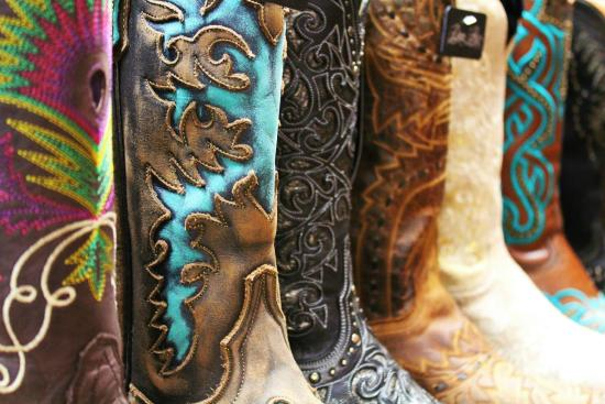 Acredale Saddlery Beautiful Boots