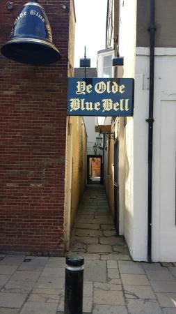 Ye olde blue bell