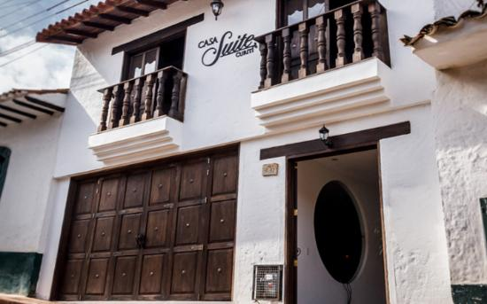 Hotel Casa Suite Curiti