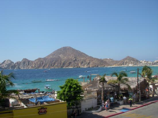 Casa Dorada Los Cabos: View from room 201