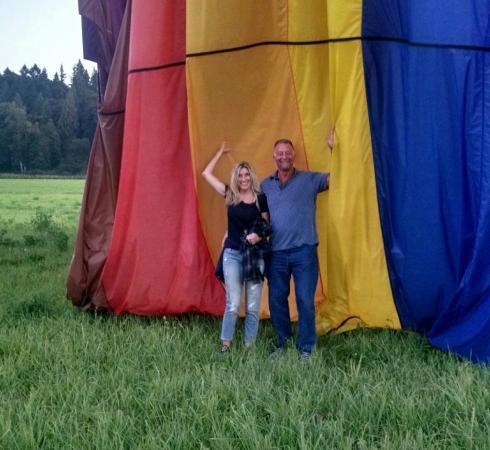 Airial Balloon Company: Our balloon!