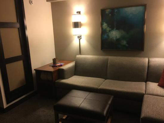 Hyatt Place Cleveland/Independence: Sitting Area