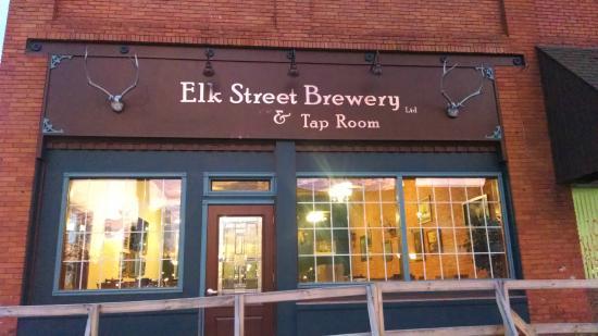 Elk Street Brewery and Taproom