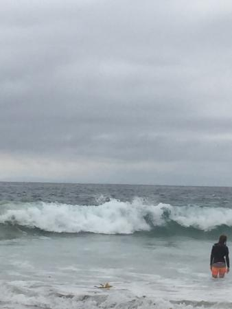 Dana Point, Californien: Surf was good