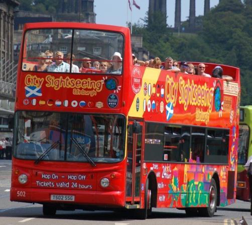 Coach Tours From Edinburgh To York